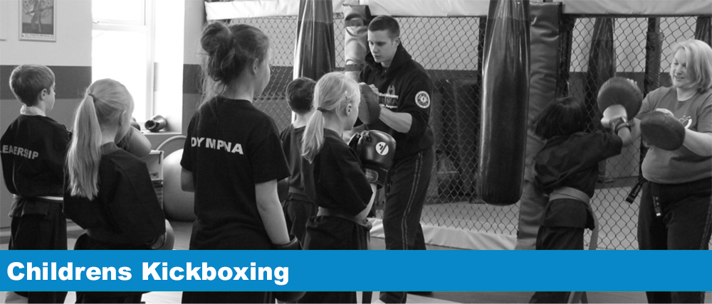 Childrens Kickboxing in Bristol